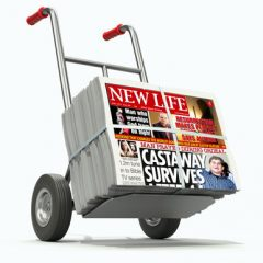 Buy New Life Newspaper in bulk