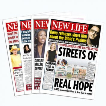 Subscribe to New Life Newspaper