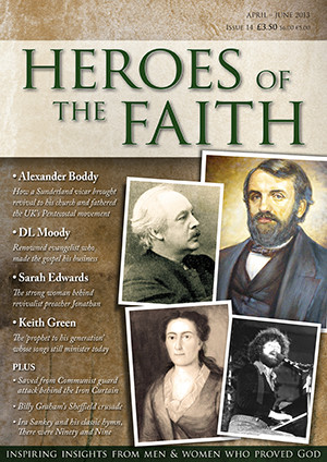 Heroes of the faith magazine issue 14