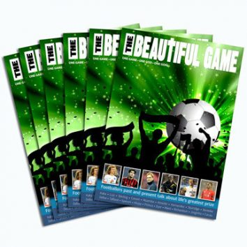 Buy copies of The Beautiful Game