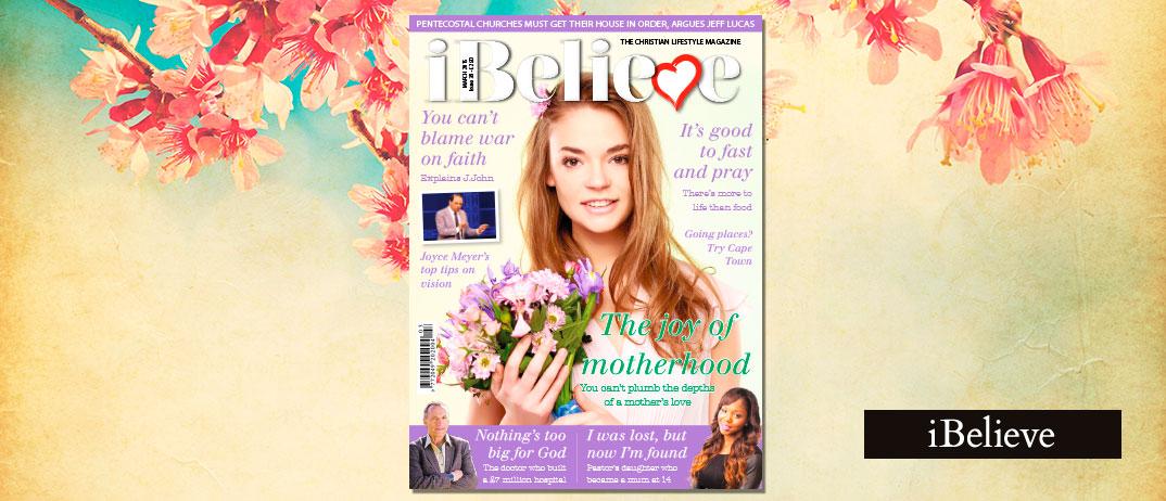 iBelieve Magazine March 2015