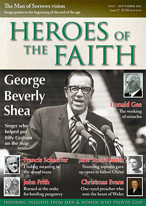 Heroes of the Faith magazine September 2016 issue number 27