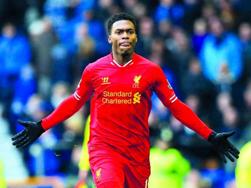 Daniel Sturridge says the Bible is his most cherished posession