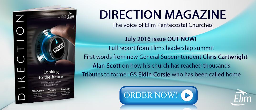 Direction Magazine July 2016 issue