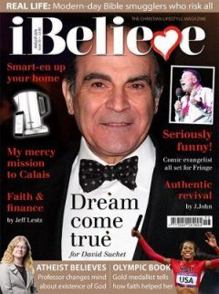iBelieve Magazine August 2016 issue
