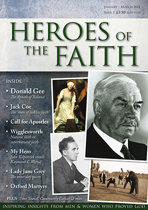 Heroes of the faith magazine issue five