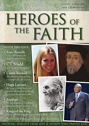 Heroes of the faith magazine issue nine