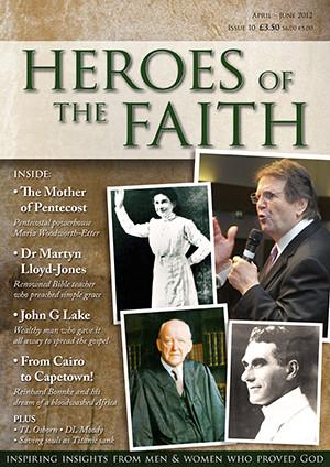 Heroes of the faith magazine issue ten