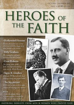 Heroes of the faith magazine issue 12