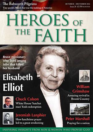 Heroes of the Faith 28