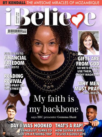 iBelieve Magazine September 2016 issue