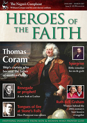 Heroes of the Faith #29