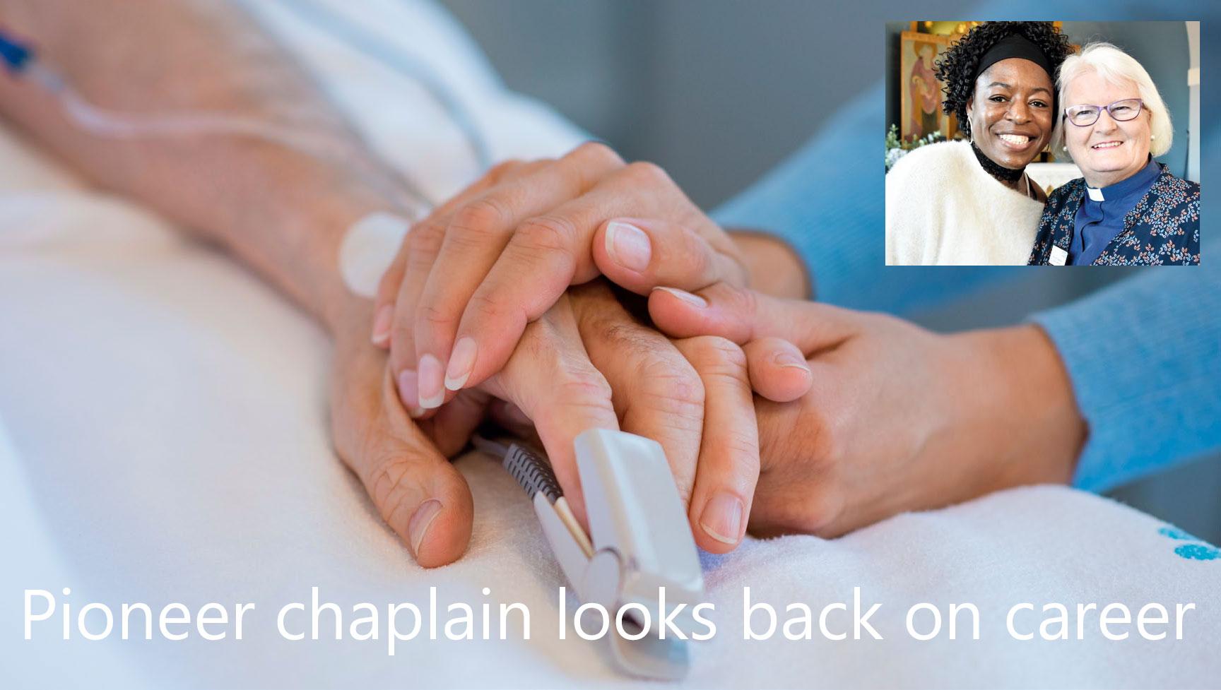 Pioneer chaplain