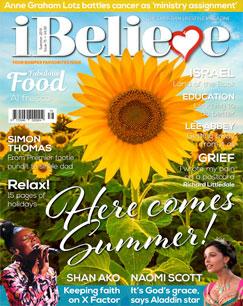 iBelieve Magazine category image