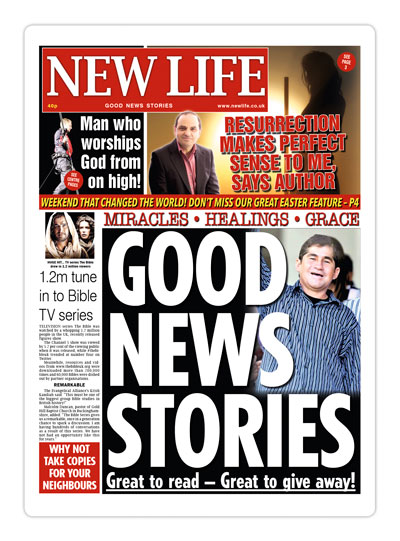 New Life Newspaper