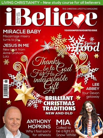 iBelieve Magazine Christmas 2019
