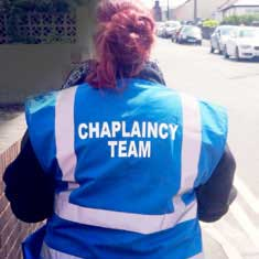Chaplains Serving Town