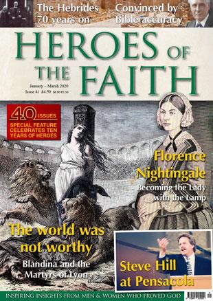 Heroes Jan - Mar 2020 Cover
