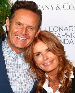 Roma Downey with husband Mark Burnett