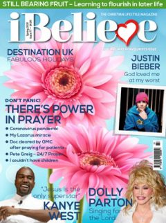 iBelieve Spring 2020 Front Cover
