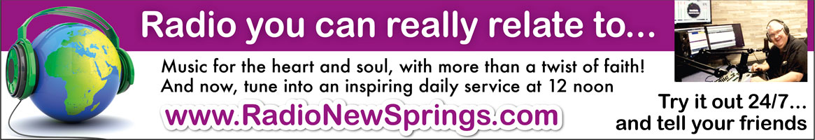 Click to listen to Radio New Springs