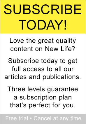 Subscribe to newlifepublishing.co.uk today