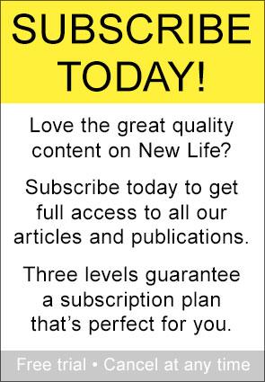 Subscribe to newlifepublishing.co.uk today