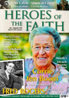 Heroes of the Faith #43 front cover