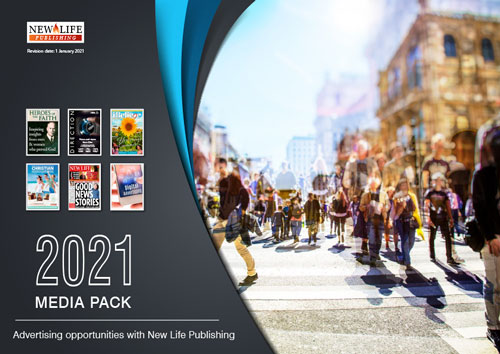 New Life Publishing Advertising Media Pack