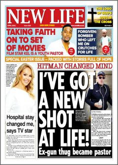 New Life Newspaper April 2021 Front Cover