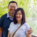 Wang Yi and Jiang Rong