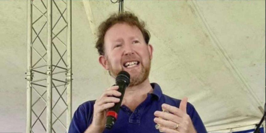 Evangelist Jon Conrathe