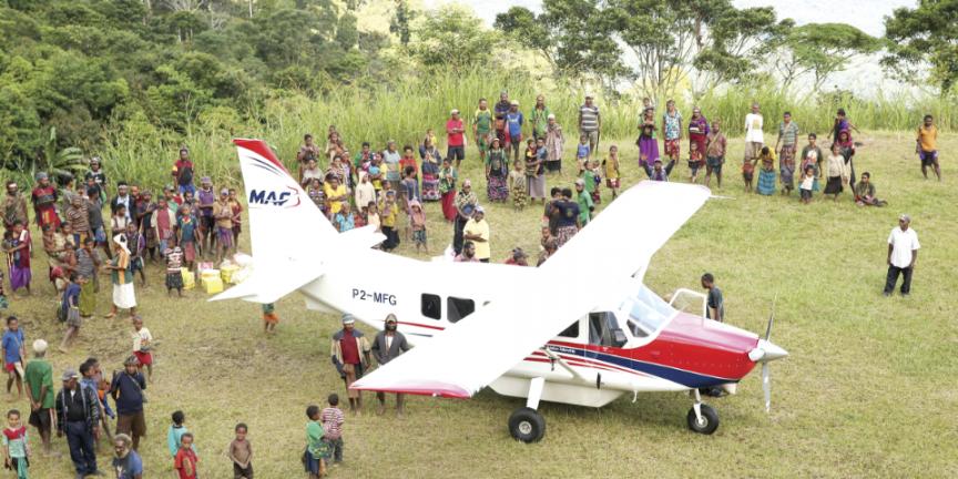 MAF in Guinea